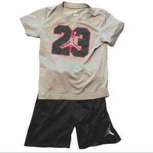 Jordan outfit boys sz 7